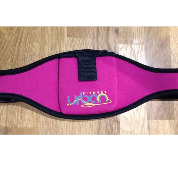 microphone_belt_urban_fitness_hot_pink