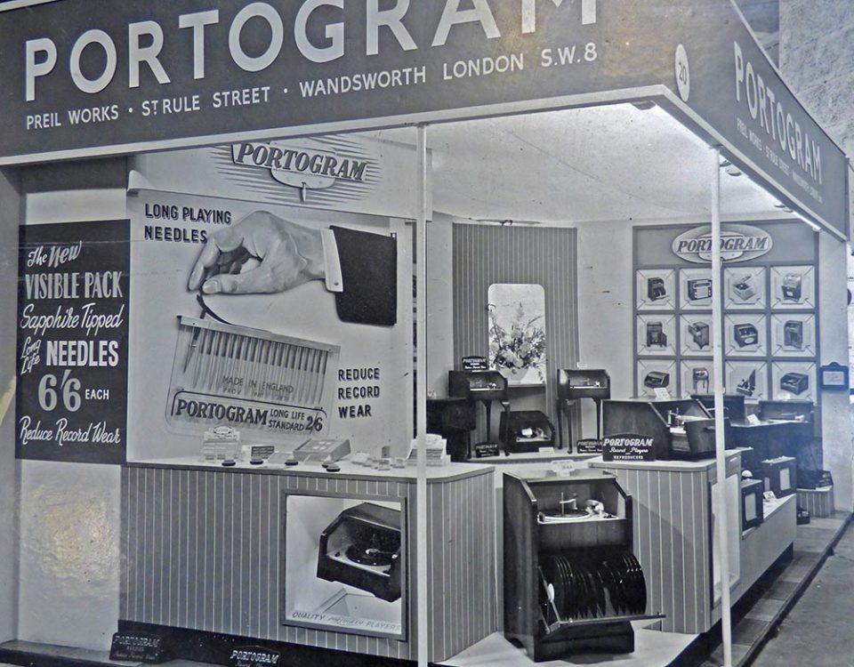 Portogram Vintage